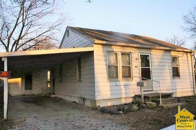 Clinton MO Single Family Home For Sale: $35,900