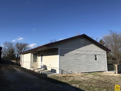 Warsaw Single Family Home For Sale: 1601 & 1603 E Main