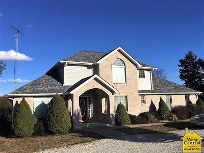 Benton County Single Family Home For Sale: 21004 Carpet Barn Rd.
