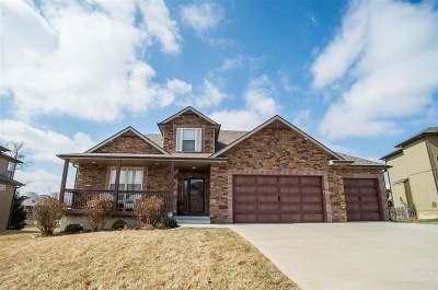Warrensburg Single Family Home For Sale: 1230 Hillmann Lane