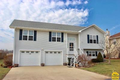 Knob Noster Single Family Home Sale Pending/Backups: 160 SE 1171 St