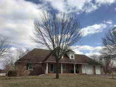 Clinton Single Family Home Sale Pending/Backups: 100 S Tracy Dr