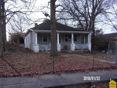 Collins MO Single Family Home For Sale: $19,900