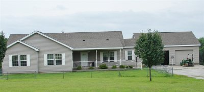 Warsaw Single Family Home Sale Pending/Backups: 18248 Moonlight Rd.