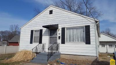 Clinton Single Family Home For Sale: 210 S Orchard