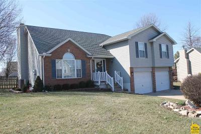 Sedalia Single Family Home For Sale: 2045 Ridgeview Dr