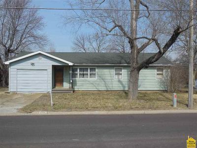 Sedalia MO Single Family Home Sale Pending/Backups: $55,000