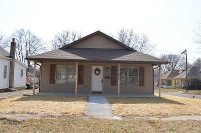 Sedalia Single Family Home For Sale: 802 E 9th