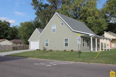 Sedalia MO Single Family Home For Sale: $159,900