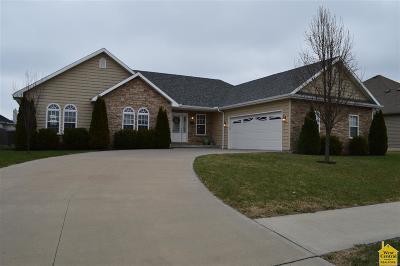 Sedalia MO Single Family Home For Sale: $259,900