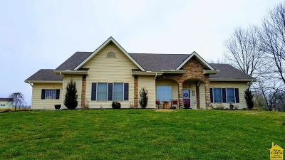 Clinton Single Family Home Sale Pending/Backups: 102 N Deer Creek Dr.