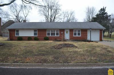 Sedalia MO Single Family Home For Sale: $130,000
