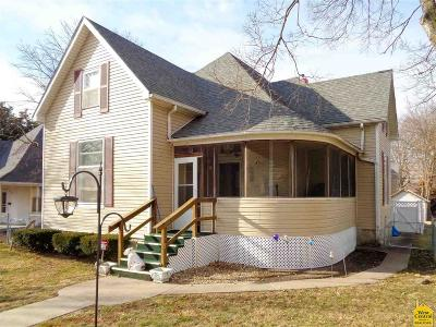 Single Family Home For Sale: 1004 S Vermont