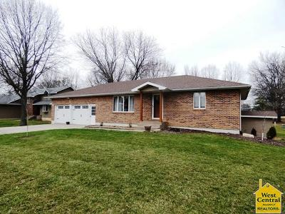 Appleton City Single Family Home For Sale: 505 W 6th St.