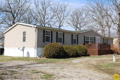 Osceola Manufactured Home For Sale: 177 NE 179 Pvt Rd