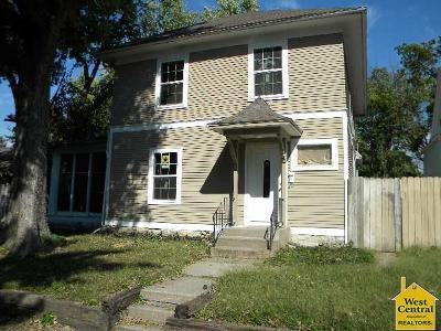 Sedalia Single Family Home For Sale: 814 W 4th
