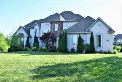Johnson County Single Family Home For Sale: 1502 Nottingham Dr