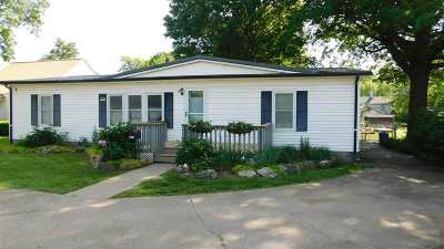 Windsor Single Family Home Sale Pending/Backups: 601 W Florence