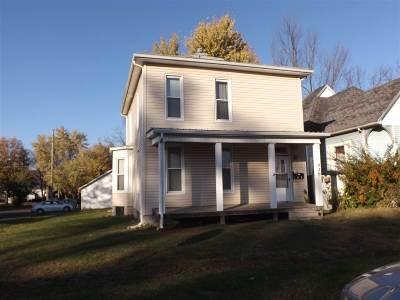 Sedalia Multi Family Home For Sale: 420 W 7th