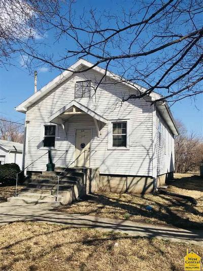 Sedalia Single Family Home For Sale: 517 S Lafayette