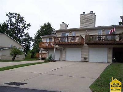 Benton County Condo/Townhouse Sale Pending/Backups: 22826 Lake Villa Dr