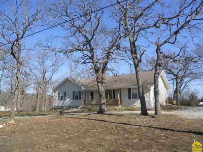 Warsaw Single Family Home For Sale: 21149 S Oakwood Hills