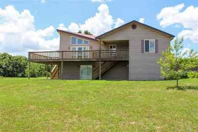 Sedalia Single Family Home For Sale: 22220 Westmoreland