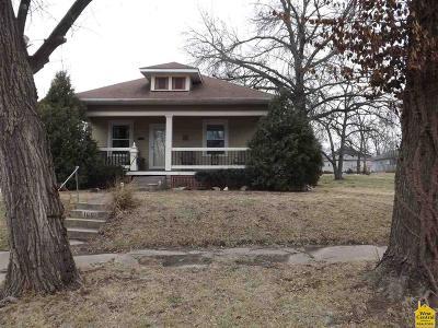 Sedalia Single Family Home Sale Pending/Backups: 1601 S Sneed