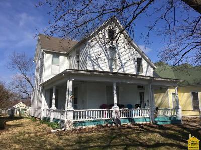 Sedalia Single Family Home For Sale: 1214 S Kentucky Ave