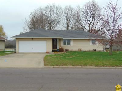 Sedalia Single Family Home For Sale: 1031 E 24th