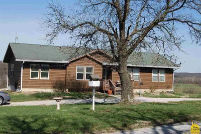 Warsaw Single Family Home For Sale: 32754 Alta Vista Ln