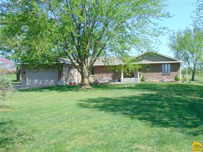 Sedalia Single Family Home Sale Pending/Backups: 24795 S Yankee