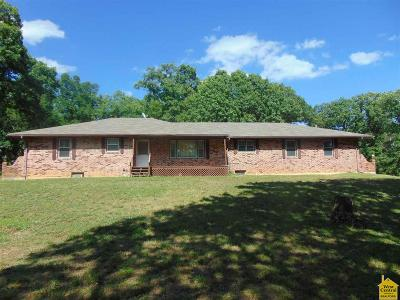 Deepwater Single Family Home For Sale: 1032 S Hwy 13