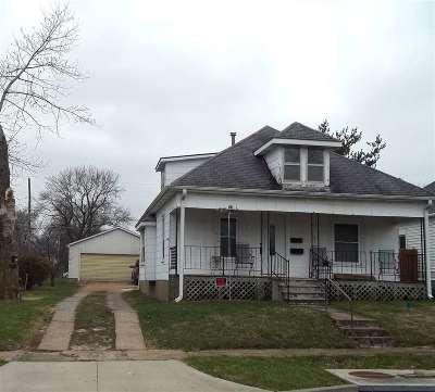 Sedalia Single Family Home For Sale: 722 E 13th