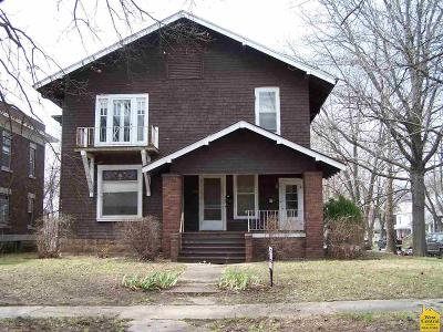 Sedalia Single Family Home Sale Pending/Backups: 600 S Grand