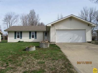 Sedalia Single Family Home For Sale: 1620 Heck Ave