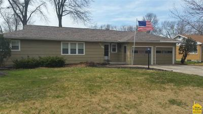 Sedalia MO Single Family Home For Sale: $127,800