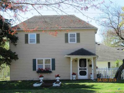 Sedalia MO Single Family Home For Sale: $76,900