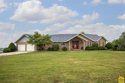 Benton County Single Family Home For Sale: 19398 Cedar Gate Dr