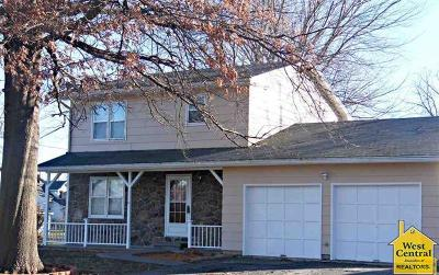 Sedalia MO Single Family Home Sale Pending/Backups: $124,000