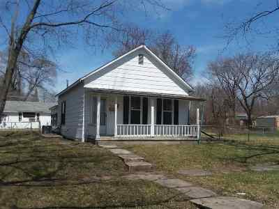 Sedalia MO Single Family Home For Sale: $24,900