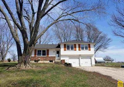 Johnson County Single Family Home Sale Pending/Backups: 169 SW 401st Rd