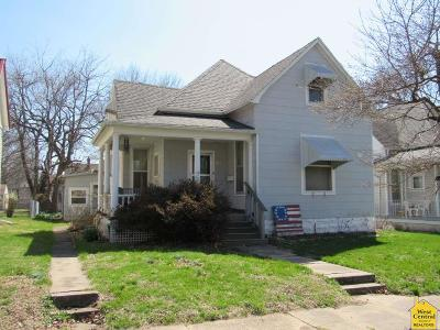 Sedalia MO Single Family Home For Sale: $84,500