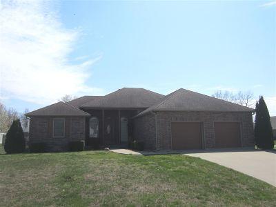 Henry County Single Family Home For Sale: 1400 E Oak