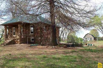 Benton County, Henry County, Hickory County, Saint Clair County Single Family Home Sale Pending/Backups: 1026 SE 101 Rd