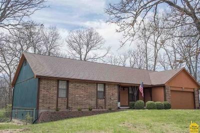 Johnson County Single Family Home For Sale: 74 SE 951st