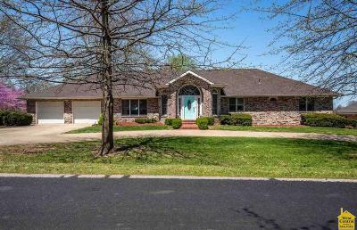 Sedalia Single Family Home Sale Pending/Backups: 5370 Pin Oak Lane