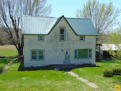 Benton County Single Family Home For Sale: 25594 Brauer Road