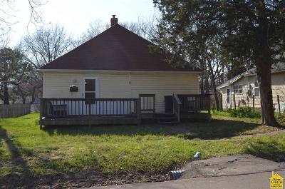 Sedalia MO Single Family Home For Sale: $59,000