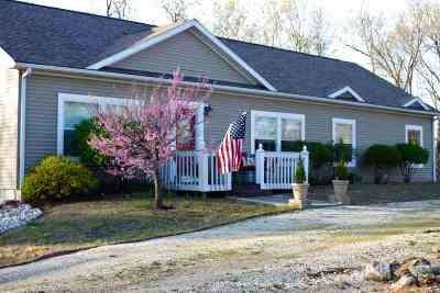 Benton County Single Family Home For Sale: 29793 Sawmill Rd